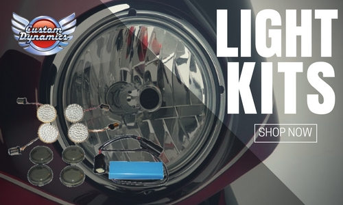 Harley Davidson LED Light Kits