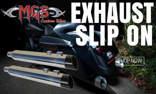 Perfofmance Exhaust Slip on