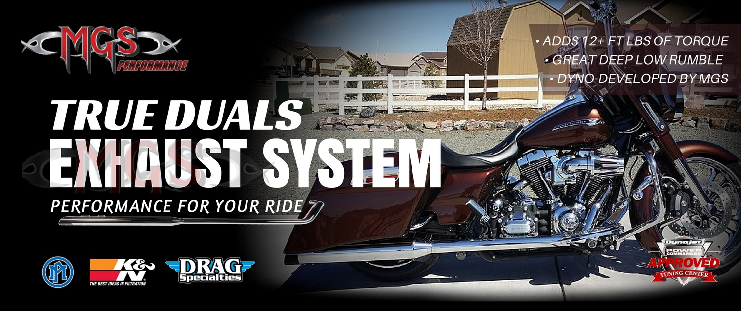 Harley Davidson Performance Parts & Accessories | MGS Performance