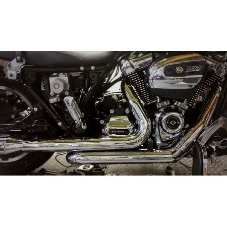 MGS PERFORMANCE VANCE & HINES FUELPAK FP3 PACKAGE for 2017-18  HARLEY-DAVIDSON MILWAUKEE-EIGHT 107