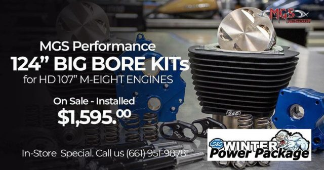 Harley Davidson Performance Parts & Accessories | MGS